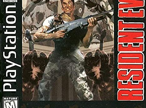 resident evil 1 stats facts
