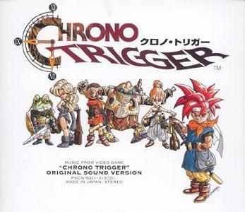 Chrono Trigger video game