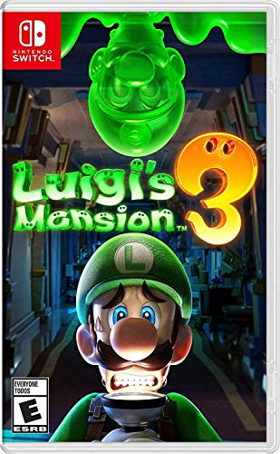 Luigi's Mansion 3 facts