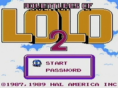 Adventures of Lolo 2 facts