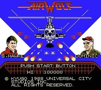 Airwolf facts