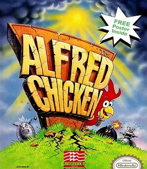 Alfred Chicken facts