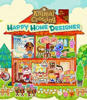 Animal Crossing Happy Home Designer facts