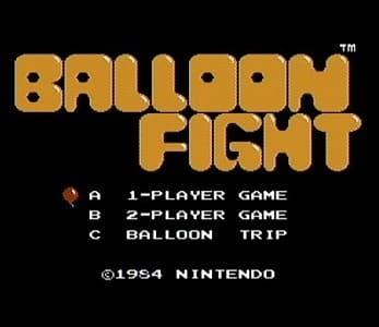 Balloon Fight facts