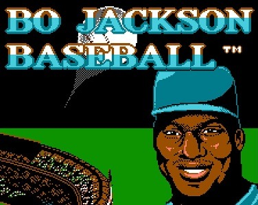 Bo Jackson Baseball facts