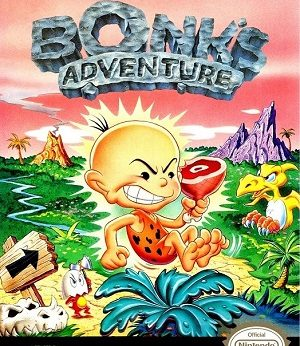Bonk's Adventure facts