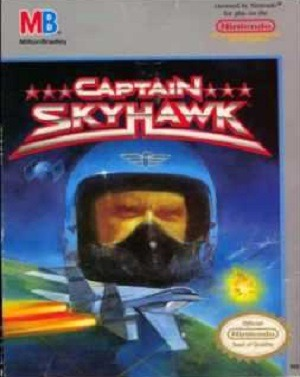Captain Skyhawk facts