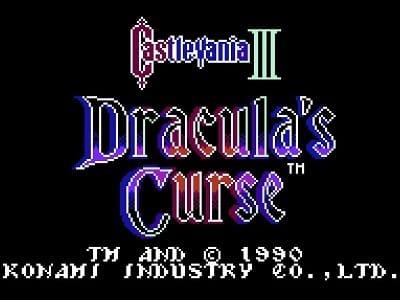 Castlevania III Dracula's Curse facts