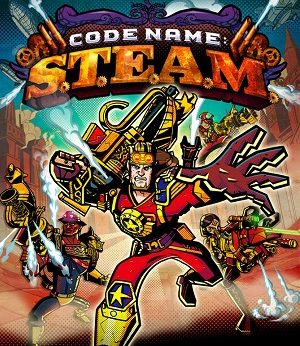 Code Name S.T.E.A.M. facts