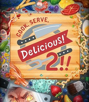 Cook, Serve, Delicious! 2 facts