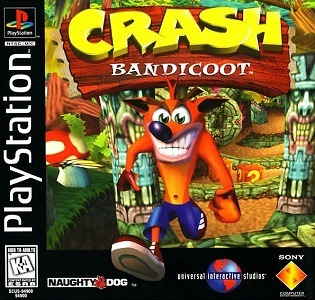 Crash Bandicoot facts