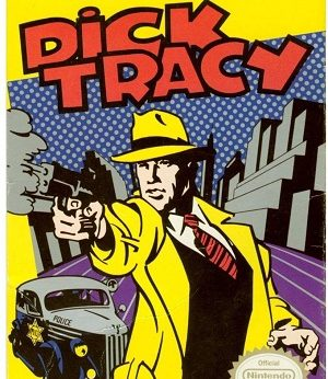 Dick Tracy video game