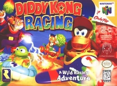 Diddy Kong Racing facts