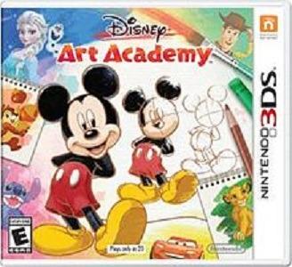 Disney Art Academy facts