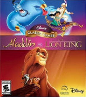 Disney Classic Games Aladdin and The Lion King facts