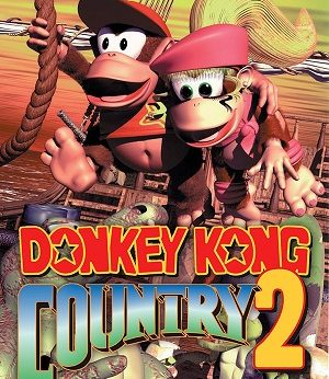 Donkey Kong Country 2 Diddy's Kong Quest facts