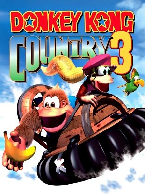 Donkey Kong Country 3 facts