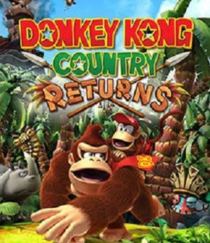 Donkey Kong Country Returns facts