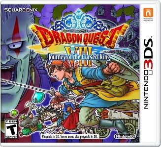 Dragon Quest VIII facts