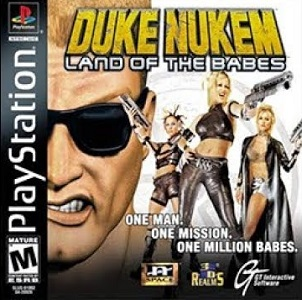 Duke Nukem Land of the Babes facts