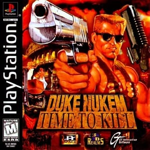 Duke Nukem Time to Kill facts