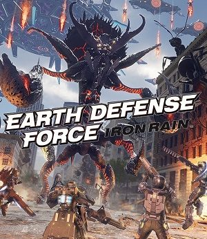 Earth Defense Force: Iron Rain facts