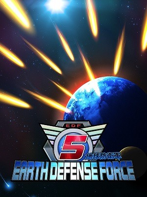 Earth Defense Forces 5 facts