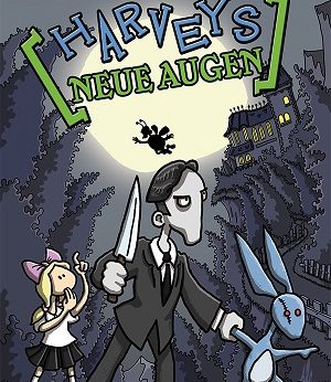 Edna & Harvey Harvey's New Eyes facts