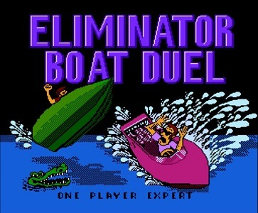 Eliminator Boat Duel facts