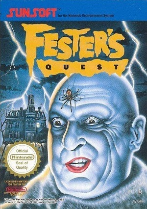 Fester's Quest facts