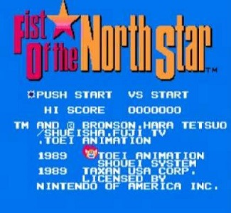 Fist of the North Star facts
