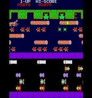 Frogger facts