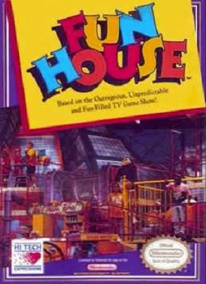 Fun House facts