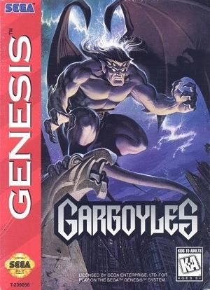 Gargoyles facts