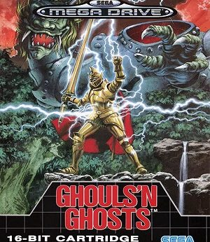 Ghouls 'n Ghosts facts