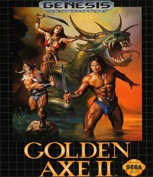 Golden Axe II facts