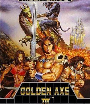 Golden Axe III fact