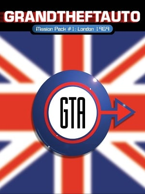 Grand Theft Auto London 1969 facts