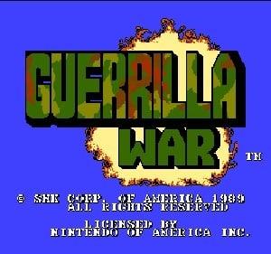 Guerrilla War facts
