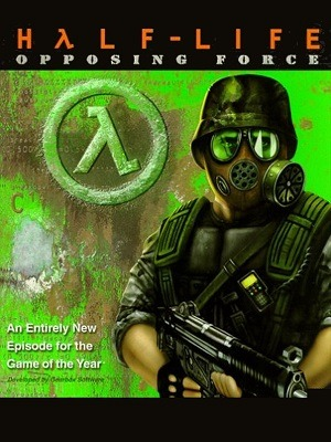 Half-Life Opposing Force facts