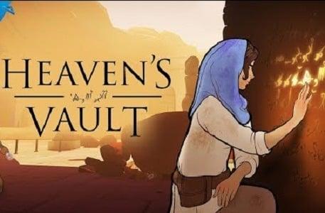 Heaven's Vault facts
