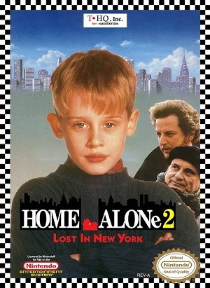 Home Alone 2 Lost in New York facts