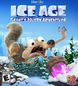 Ice Age Scrat's Nutty Adventure facts