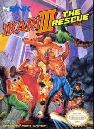 Ikari Warriors III The Rescue facts