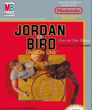 Jordan vs. Bird One on One facts
