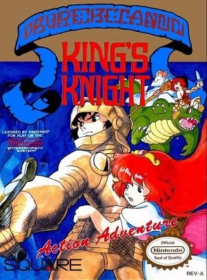 King's Knight facts