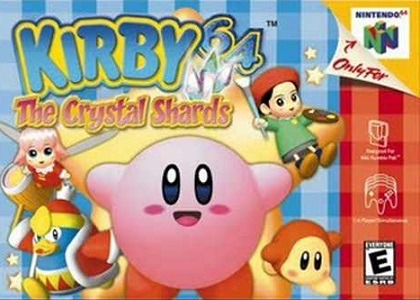 Kirby 64 The Crystal Shards facts