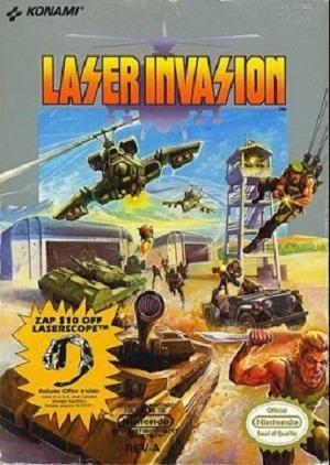 Laser Invasion facts