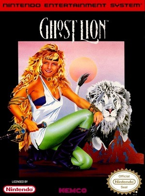 Legend of the Ghost Lion facts