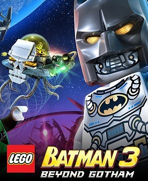 Lego Batman 3: Beyond Gotham facts